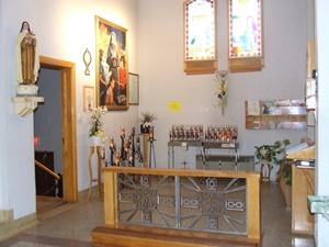 Sanctuaire Dina Bélanger